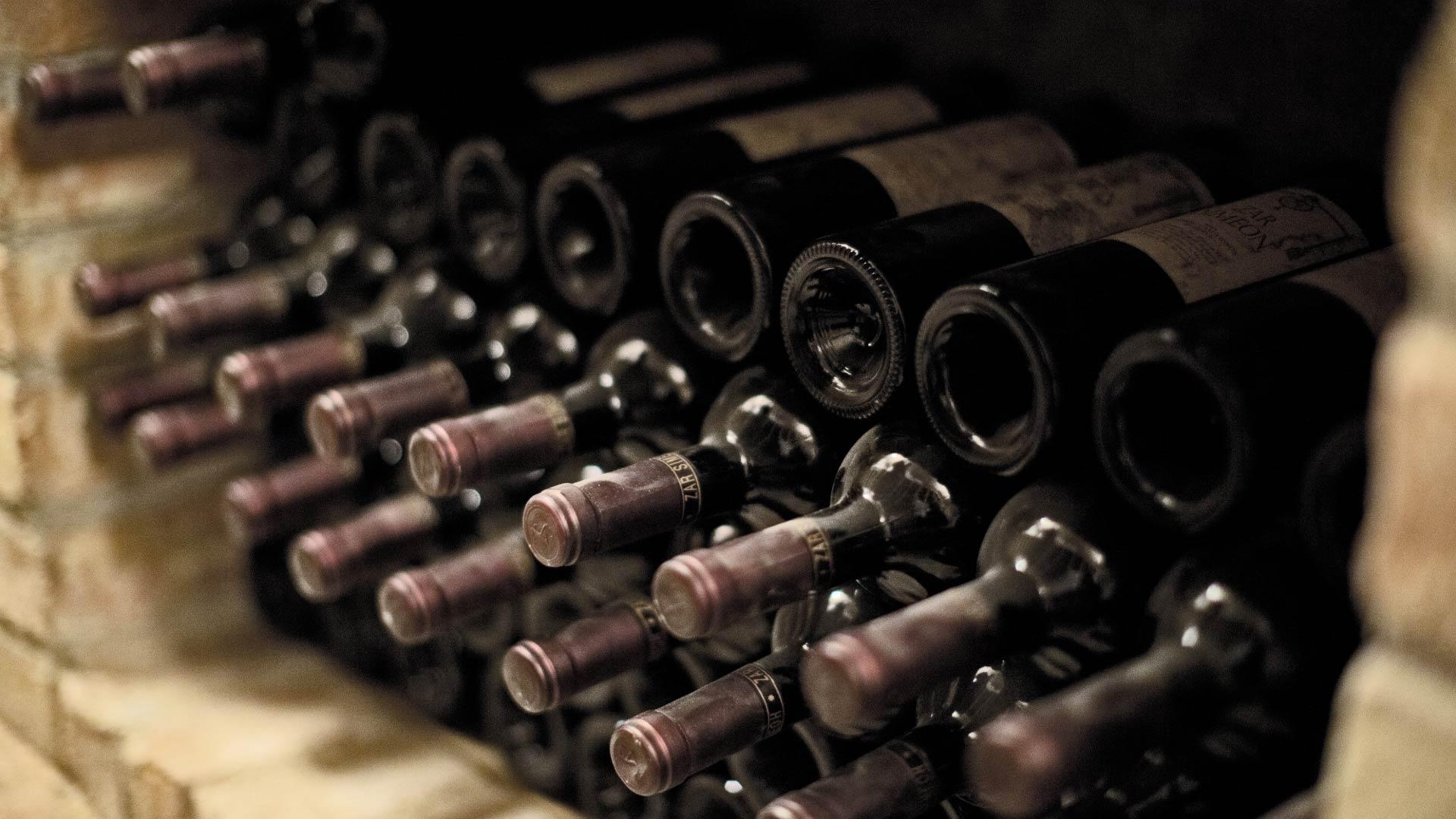Cave à vin : un outil utilisé rarement