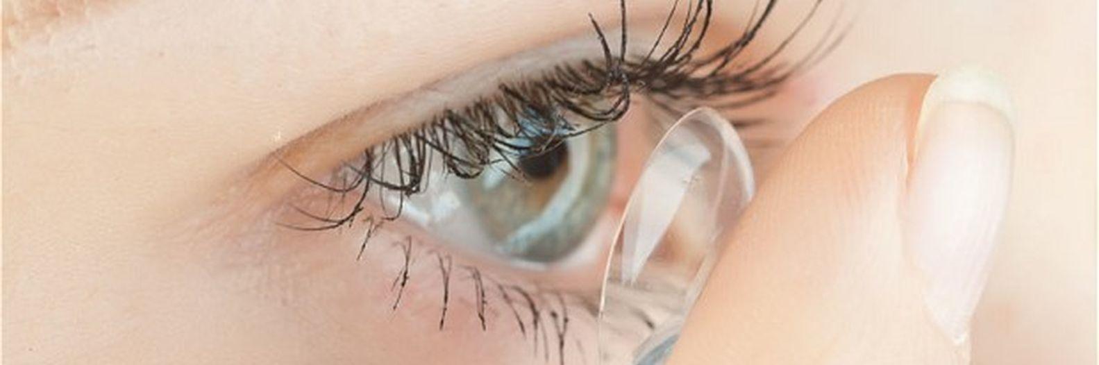 Porter des lentilles de contact : attention à leur entretien
