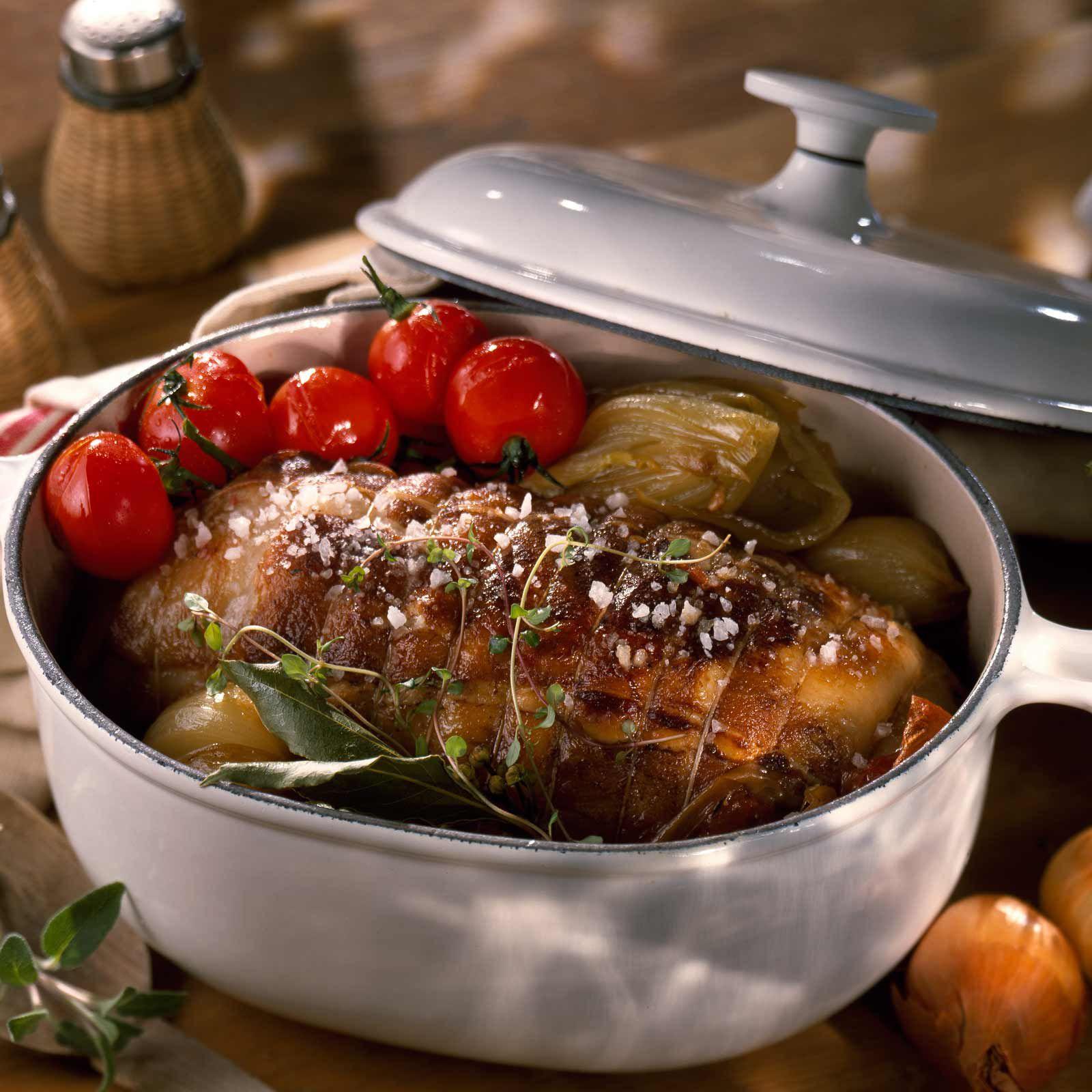 Comment faire un roti de veau - Comment cuisiner un roti de veau ...