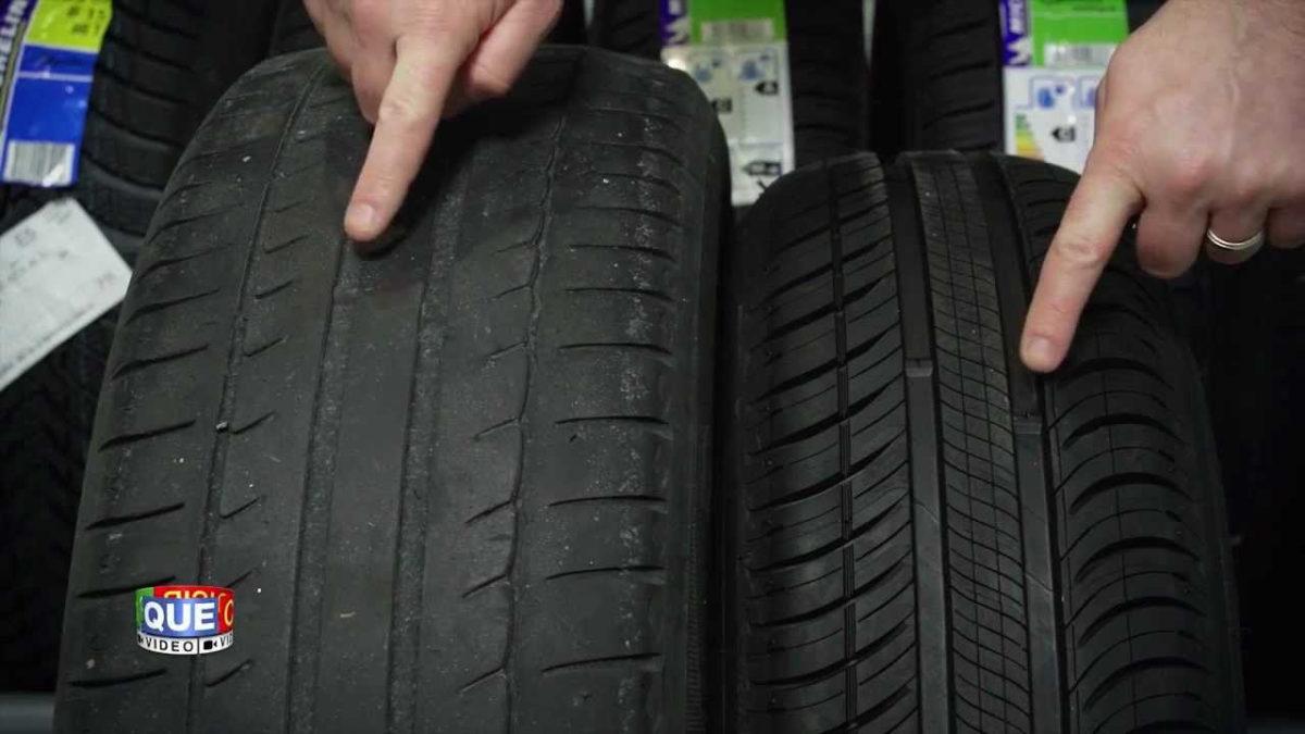 Comment savoir si pneu use